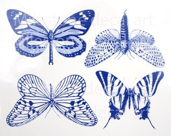 SALE - Buy 5 NON-METALLIC Decals Get 1 Free - Your Choice