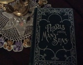 Antique book 1898 Pearls from Many Seas Rhodes&McClure Pub.Co stunning vintage old book