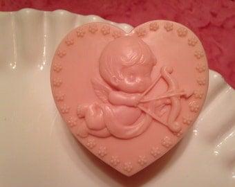 Hand-poured Custom Design, Scent, & Color Soaps  4-5 oz ea