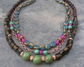 Street Bazaar Necklace