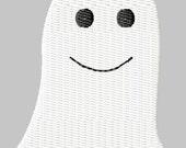 Girl Ghost Mini Machine Embroidery Design