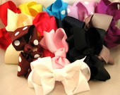 GRAB BAG -  3 four inch Boutique Bows