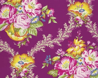 Good Company  by Jennifer Paganelli for Free Spirit Fabrics PWJP089Garnet