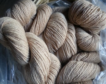 Beautiful Fawn Alpaca Yarn From Infinity