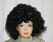 Monique Doll Wig Heather 7-8 Black