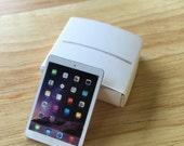 Silver iPad Air Miniature Tablet Toy for Blythe Barbie Dal Pullip Lati or Similar BJD Dolls