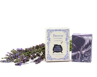 French Lavender Bar Soap - 4.75 oz