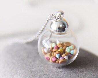 Joy - Necklace (Silver)