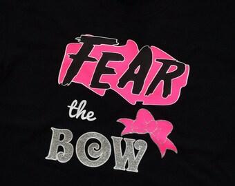 Fear the bow shirt