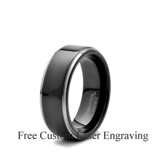 Image Result For Can You Engrave Tungsten Wedding Bands