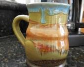 Rugged Range II - 14 oz Tea Mug - Hot Chocolate Cup