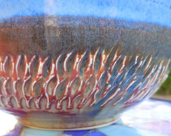 Fire and Water - Medium Cereal Bowl