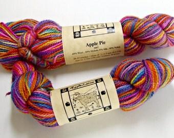 Apple Laine Apple Pie Yarn - Funny Girl
