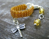 Pullip & Blythe Fashion Doll Dragonfly Choker Necklace