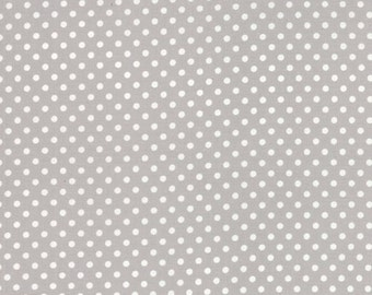 Moda Dottie Grey Dot Dottie 45009 64