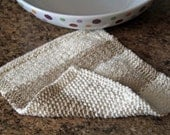 KNITTING PATTERN-Madeline, Dishcloth Pattern