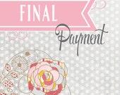 Final Card Payment - Linn