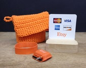 YOUR COLOR: Etsy Credit Card Reader Case | Choose from 38 Colors