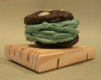 Peppermint Patti Cookie Handmilled Soap