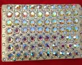 Jeweled Glass Beaded Evening Bag
