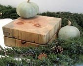 Centerpiece Cake Stand Reclaimed Timber Pedestal Cheese Wedding Display