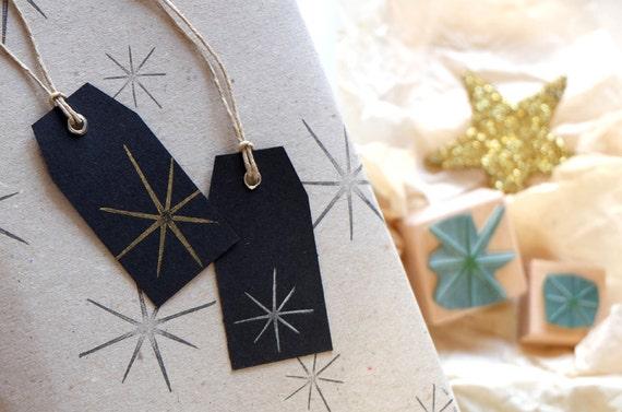 Rubber Stamp Set: Star & Starlet
