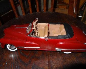 1947 Cadillac 1/18 Scale Serise 62 Convertible