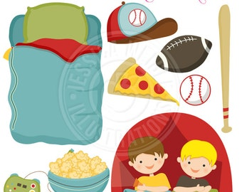 Police Kids Cute Digital Clipart Commercial by JWIllustrations