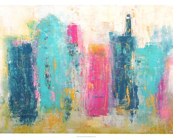 Large Giclee painting PRINT