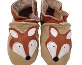Sly Fox (baby shoes in all-leather)