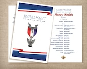 Red White & Blue Eagle Scout Court of Honor Coordinating Program