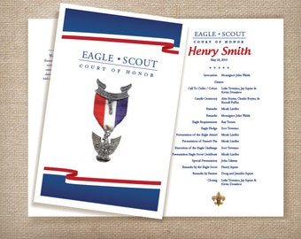 Eagle Scout Court Of Honor Coordinating Program