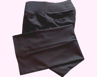 Maternity jeans conversions, SEMI DEMI BAND, send your own jeans, maternity shorts skirts slacks uniforms, underbelly maternity band,