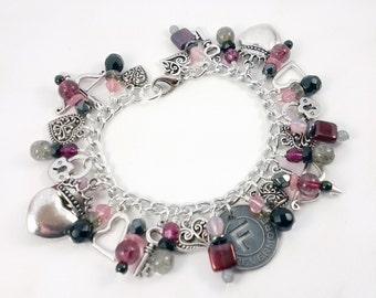 Love Forevermore Charm Bracelet