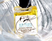 Ka Pueo (The Owl) - a 'lava white floral' Inspired by Hawaiian Owl - Ginger Lily, Palo Santo, Jasmine, Woods - 5 ml