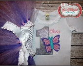 Butterfly Birthday Outfit