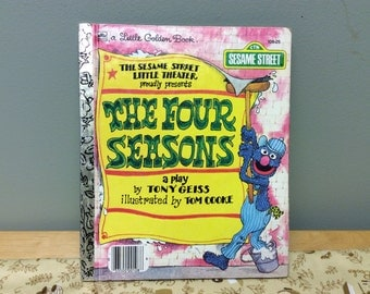Four Seasons Little Golden Book - A edition