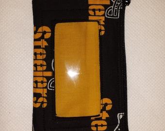 Steelers  Zip ID pouch