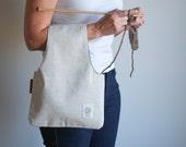 Knitting Bag, Bigger Knitting bag, Project bag, Wristlet