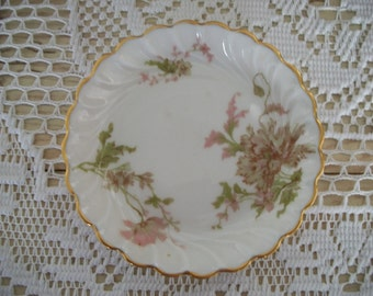 Haviland Limoges Handpainted Dish Made in France