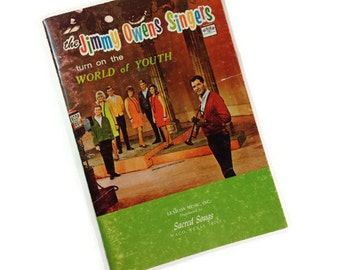 The Jimmy Owens Singers Turn on the World of Youth Songbook, 1968