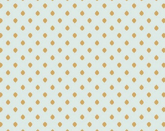 Crib Sheet SALE - MInt Changing Pad Covers / Mint Gold Dots / Gold Baby Bedding / Gender Neutral Baby Bedding / Fitted Mini Crib Sheet