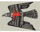 SOAR - Print of original artwork