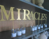 MIRACLE letters