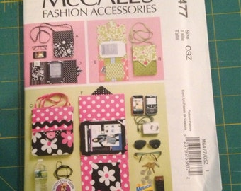 McCall's Fashion Accessories Pattern / Tablet case / Phone case #M6477