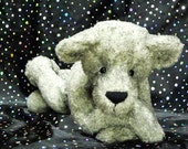 Teddy Bear PDF Downloadable Sewing Pattern Sibelius by Megan Wallace