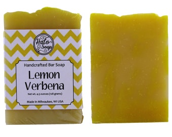 Lemon Verbena Bar Soap