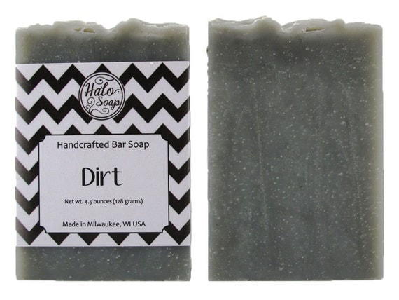 Dirt Soap, Hunters, Campers, Fresh Earth Scent