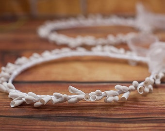STEFANA Wedding Crowns - Orthodox Stefana - Bridal Crowns TRADITION - One Pair