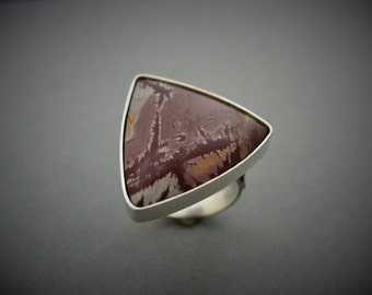Sonora Dendritic Rhyolite Ring
